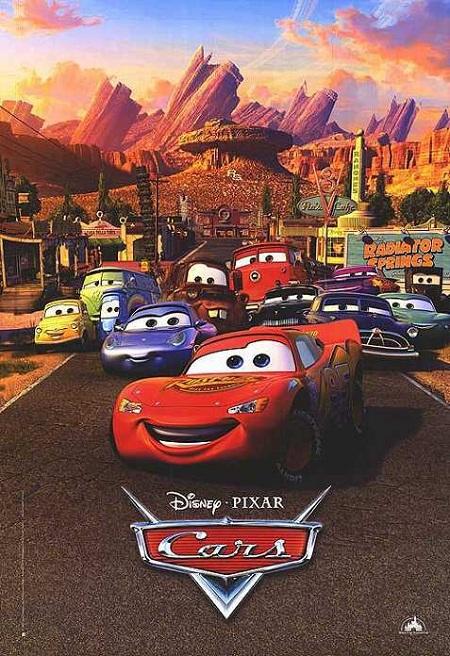 دانلود انیمیشن ماشین ها Cars
