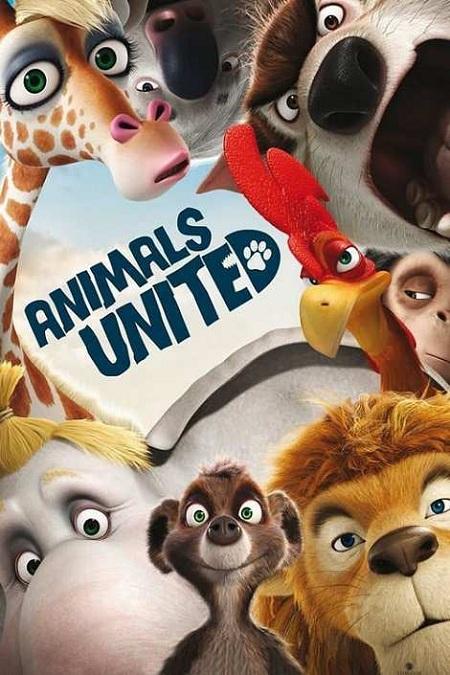 دانلود انیمیشن پیمان حیوانات Animals United