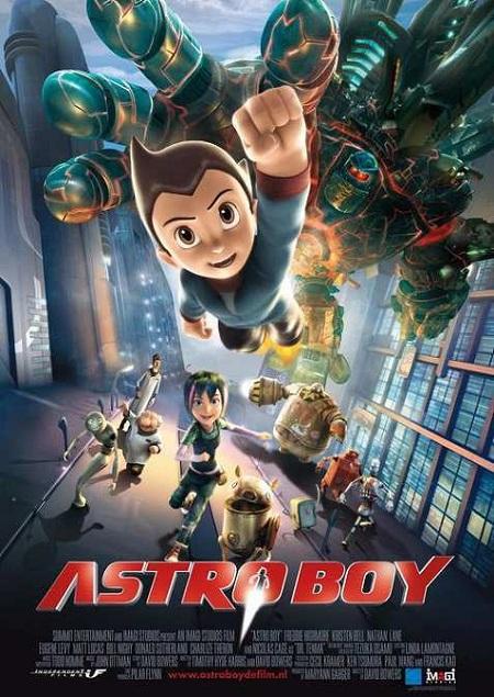 دانلود انیمیشن آسترو بوی Astro Boy